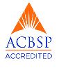 acbsp blue and orange logo