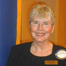 Linda Hunter 2010